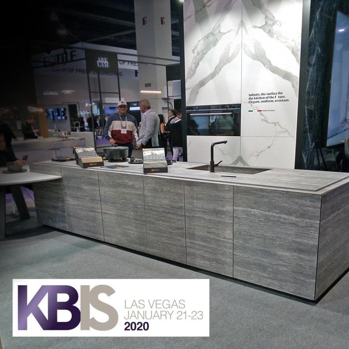 Zampieri Cucine al KBIS di Las Vegas