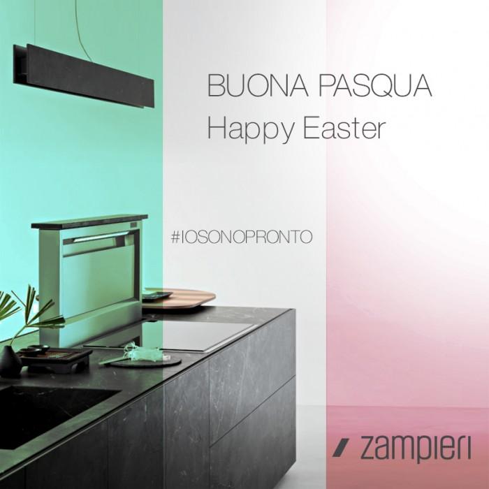 Buona Pasqua da Zampieri Cucine!