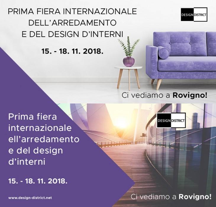 Zampieri Cucine a Design Disctrict - 15-18 novembre, Rovigno (HR)