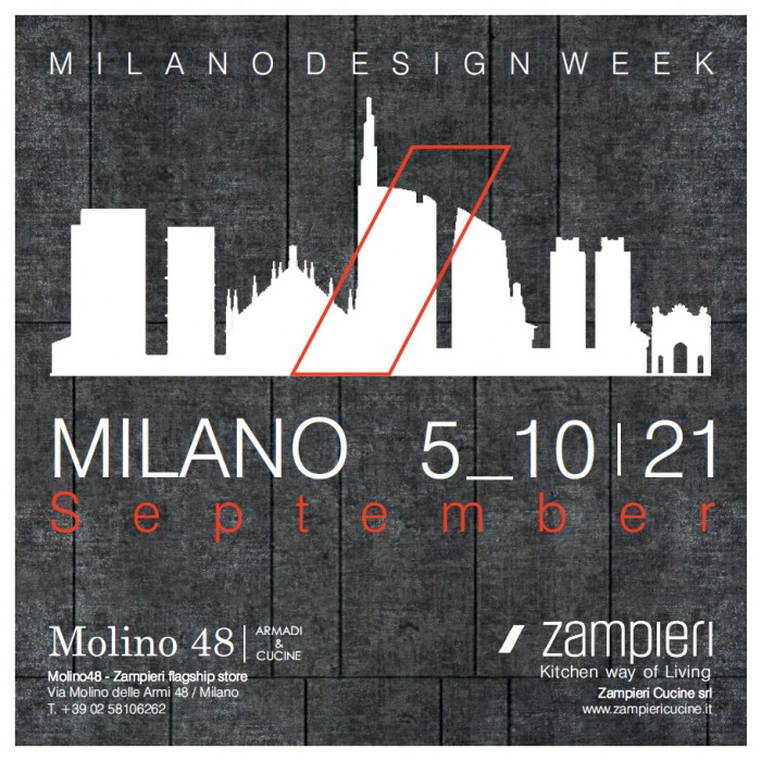 Zampieri Cucine - Milano Design Week 2021