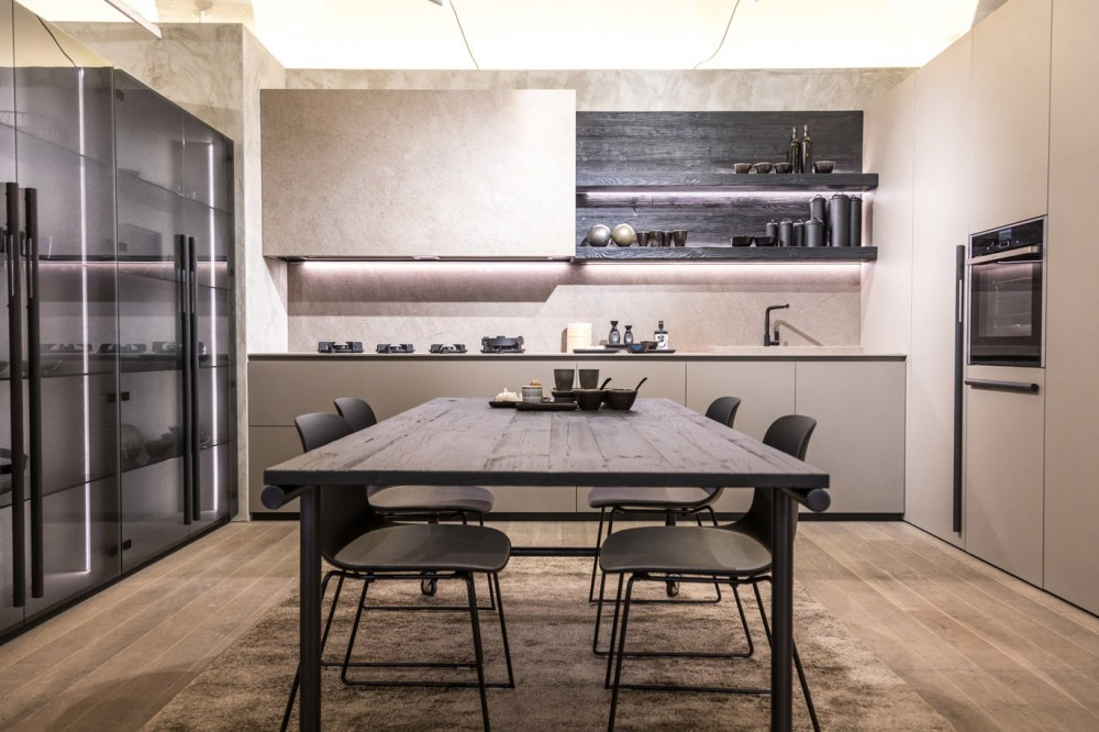 Irori Kitchen - Design week 2019
