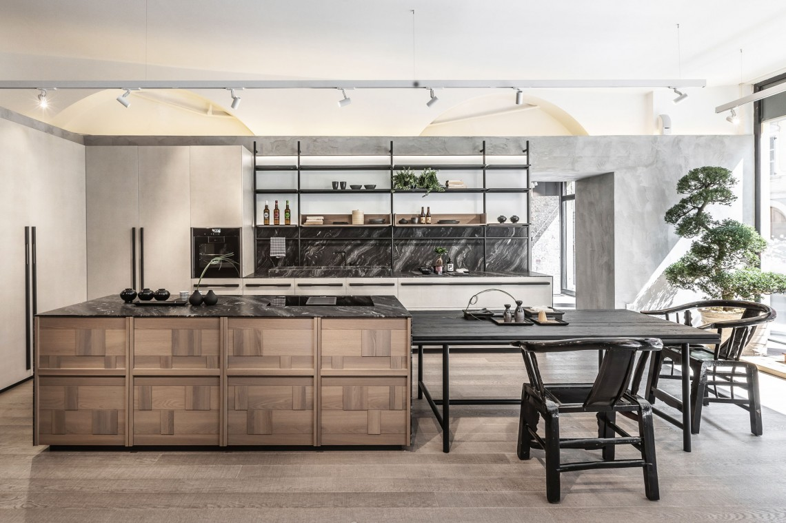 Milano Design Week | Zampieri Cucine : Arredamento per la tua cucina