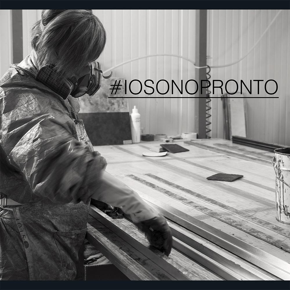 #iosonopronto