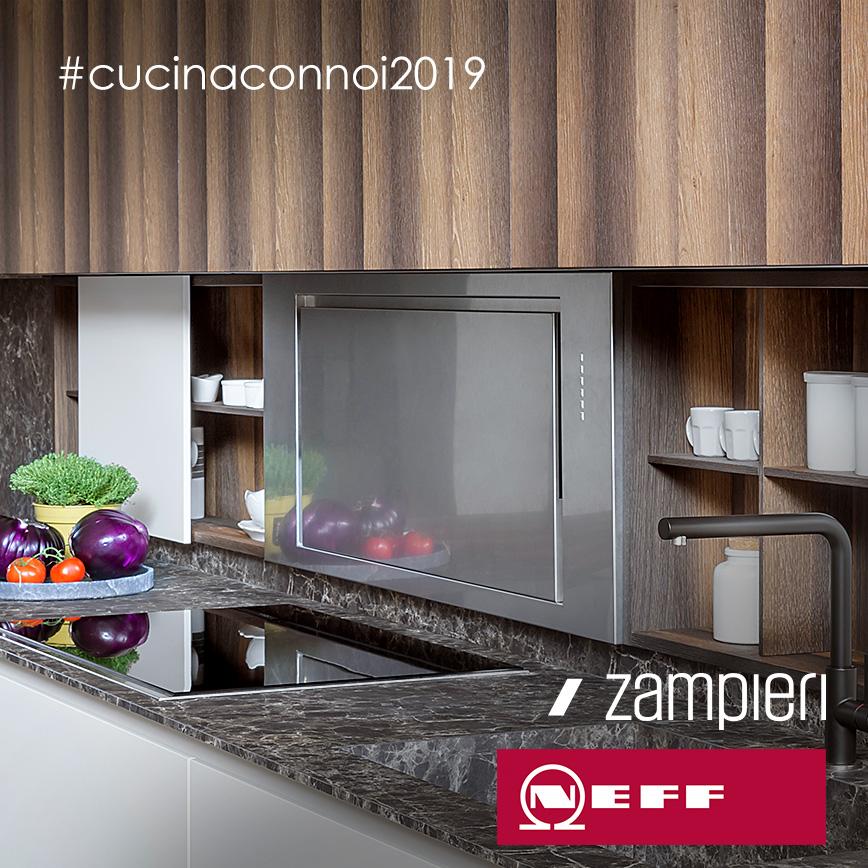 Zampieri Cucine e Neff insieme per