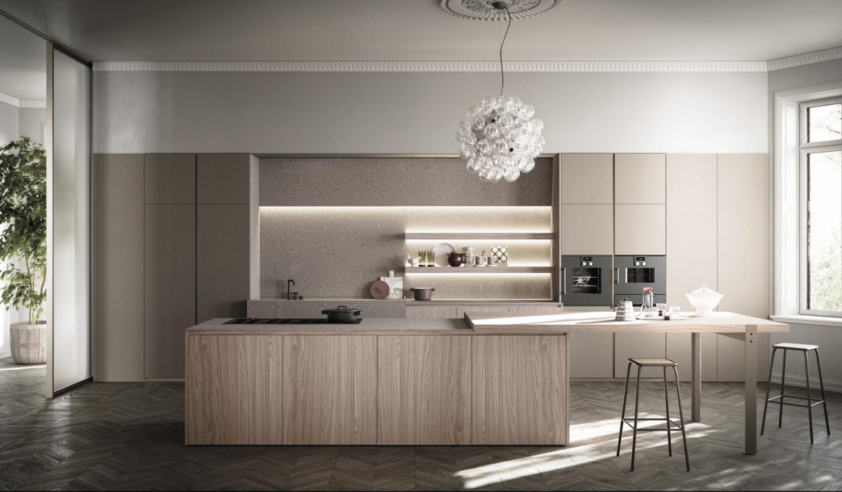 5_ LINE Kitchen - Moodboard
