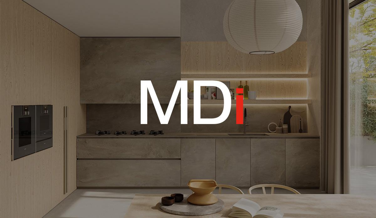 MDi by Inalco per le collezioni Zampieri Cucine