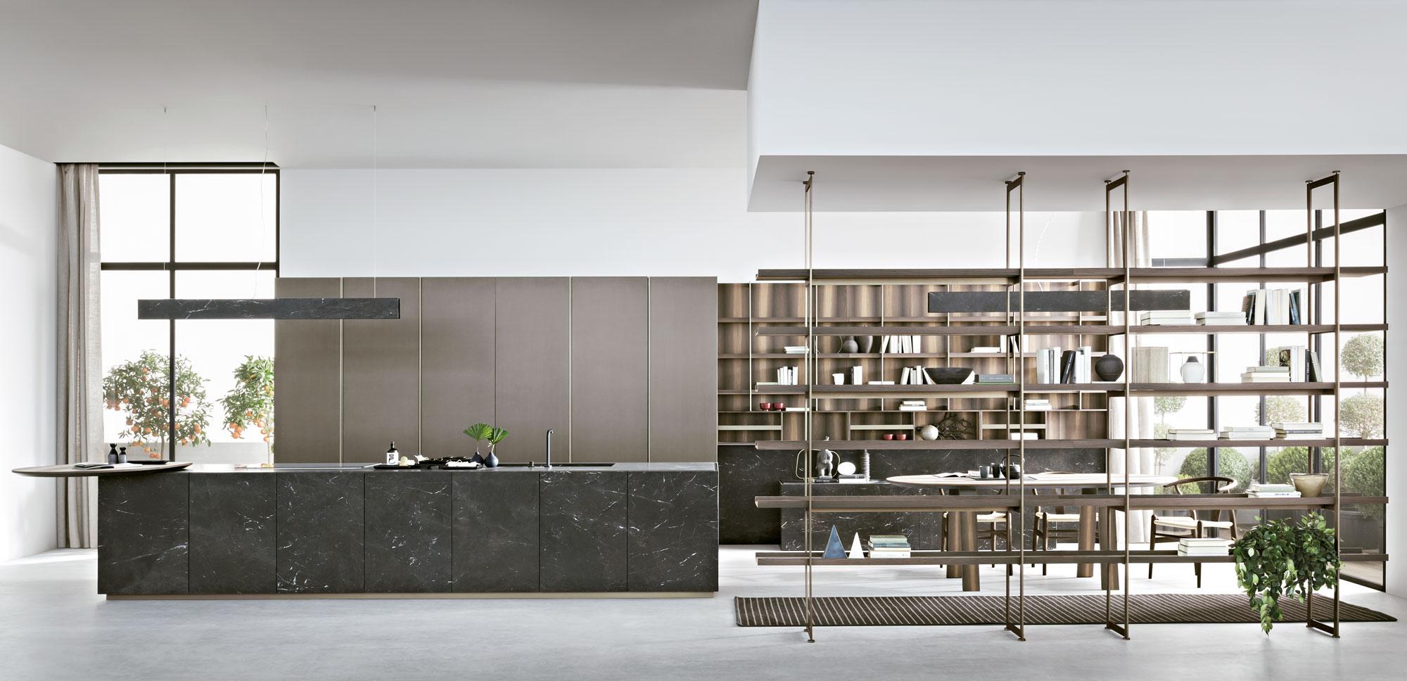 Zampieri cucine arredamento per la tua cucina for Mobili design riproduzioni