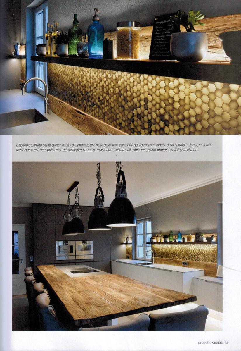 Zampieri cucine arredamento per la tua cucina - Descrivi la tua cucina ...